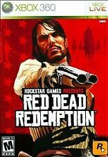 Red Dead Redemption (Microsoft Xbox 360, 2010) **PLATINUM HITS!!