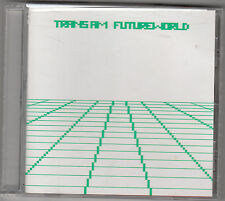 TRANS AM - futureworld CD
