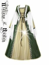 medieval dress costume medievaldress garb Renaissance larp celtic middle age
