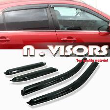 Window Visor Rain/Sun/Wind Guard Vent Shade Honda Accord Sedan 4Door 94 95 96 97