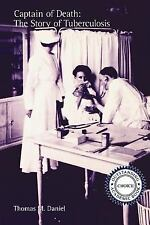 Captain of Death: The Story of Tuberculosis-ExLibrary