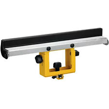 DEWALT DW7029 Wide Miter Saw Stand Material Support and Stop Yellow new