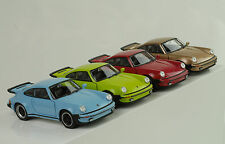 1975 Porsche 911 930 Turbo 3.0 Set 4 pcs 1:37 Museum - world 10 Euro shipping