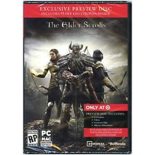 The Elder Scrolls Online [Exclusive Preview Disc] [PC Software]