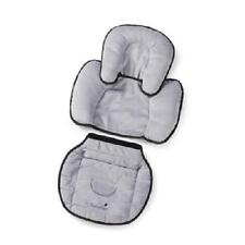 Summer Infant Snuzzler PiddlePad, Baby Carseat Head Support and Waterproof Pad