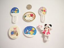 6 DISNEY WINNIE POOH FILLERS/GIFTS/TOYS,HATS & JOKES TO MAKE YOUR OWN CRACKERS