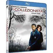Blu Ray IL COLLEZIONISTA - (1997) *** Morgan Freeman,Ashley Judd *** ...NUOVO