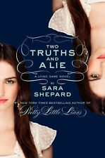 Lying Game Ser.: Two Truths and a Lie 3 by Sara Shepard (2012, Hardcover)