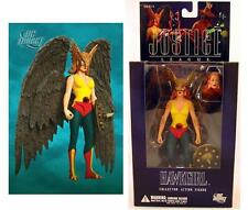 DC Direct Alex Ross Justice League Series 6 Hawkgirl Action Figure