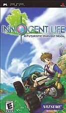 Innocent Life: A Futuristic Harvest Moon, PlayStation Portable (Sony PSP, 2007)