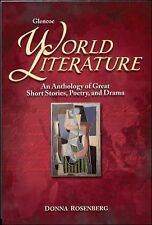 World Literature : AnAnthology of Great Short Stories, Poetry, and Drama by...