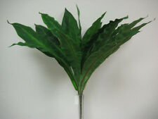 "Bird Nest Fern Bush 18 Leaves 27"" Artificial Silk Plant GP403A"