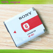 Genuine Original Sony NP-BG1 Battery For DSC-W150 W300 DSC-W290 W80 N1 N2 H20 70
