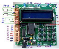 3 Axis Stand-alone CNC Stepper Motor Controller with LCD1602 Screen Module