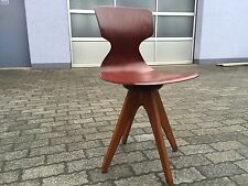 1/8 MidCentury STEGNER OFFICE/DINING Swivel Chair Kagan Eames Era Danish Noguchi