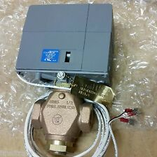 "Johnson Controls 1/2"" VG7000 Valve with electric actuator ZB7841ES, CV:1.8 TRANE"