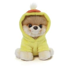"Bitty Boo The Worlds Cutest Dog 5"" Soft Toy by Gund - Quackin Up Boo *BRAND NEW*"