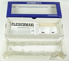 Fleischmann LEERKARTON 411871 Dampflok BR 18 604 DIGITAL SOUND OVP empty box H0