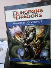 D&D Dungeons & Dragons MANUALE DEL GIOCATORE 2 - Twenty Five Edition