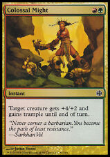 4x Potenza Colossale - Colossal Might MTG MAGIC AR Alara Reborn Eng
