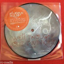 """SILVERSUN PICKUPS -Well Thought Out Twinkles- UK 7"""" Picture disc (Vinyl Record)"""
