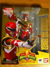 Bandai Tamshii Mighty Morphin Power Rangers Armored Red Ranger S.H. Figuarts