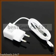 New OEM Genuine Samsung 2.0Amp Rapid Fast Charger for Samsung  Champ Deluxe Duos