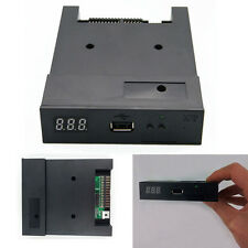 "3.5"" 1000 Floppy Disk Drive to USB emulator Simulation For Musical Keyboad Black"