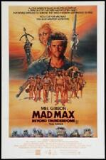Mad Max Beyond Thunderdome Poster 24in x 36in