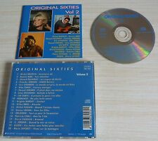 CD ALBUM ORIGINAL SIXTIES VOL 2 20 TITRES 1995 MARIE LAFORET ERIC CHARDEN