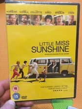 Little Miss Sunshine-Greg Kinnear Steve Carell(R2 DVD)New+Sealed Alan Arkin 2006