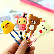 Practical Cartoon Animals Paper Note Pin Clips Bookmarks Paperclip School Supply