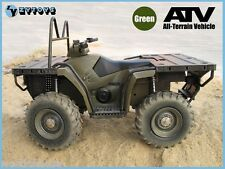 ZY Toys 1/6th Scale ATV All-Terrain Vehicle - Green