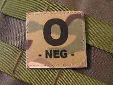 Patch Velcro ..:: O - NEG - ::.. MULTICAM