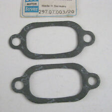JLO ROCKWELL L-295 R-295 R-340 L-340 EXHAUST GASKETS QTY 2 GENUINE JLO GASKETS