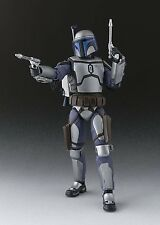 BANDAI S.H.Figuarts Star Wars Jango Fett Japan Import Official F/S