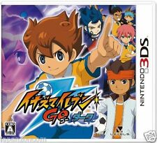Used 3DS Inazuma Eleven Go   NINTENDO 3DS JAPANESE  IMPORT