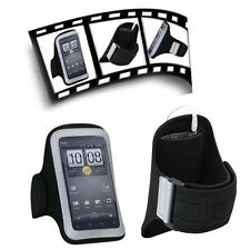 Sport Gym Armband Universal Run Case Holder Black for Smart Phone MP3 / 4 iPod