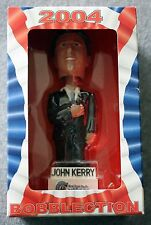 2004 JOHN KERRY Bobblehead POLITICAL President NEW HAVEN COUNTY CUTTERS CT