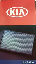 KIA 2005-2009 SPECTRA SPECTRA5 AIR FILTER 28113 2F000