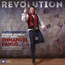 EMMANUEL/KAMMERORCHESTER BASEL/ANTONINI,G. PAHUD - REVOLUTION  CD NEU