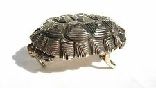 Max Lang Of Houston Tx Toby The Turtle Sterling Silver Belt Buckle