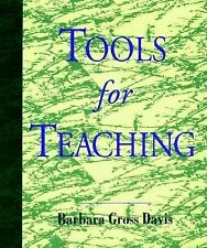 G, Tools for Teaching (Jossey Bass Higher and Adult Education Series), Barbara G