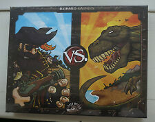 Pirates vs Dinosaurs Board Game  UK ONLY