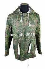 WW2 GERMAN DOT 44 WINTER REVERSIBLE CAMOUFLAGE UNIFORM PARKA  XXL
