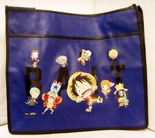 Anime One Piece Ruffy Tony Chopper x BAIT SD Group Mini Tote Bag (Blue)