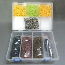 200pcs/Set Universal-Type Fuel Injector Filter Repair Service Kits With Box