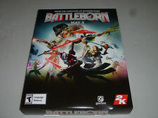 PS4 XBOX ONE PC BATTLEBORN PROMO STORE DISPLAY BOX ONLY GEARBOX SOFTWARE