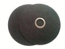 12.7cm (125mm) Circolare per metalli 1.0mm Sottile Dischi Da Taglio x 5