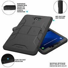 For Samsung Galaxy Tab A 10.1 BLK POETIC Revolution Dual material Protector Case